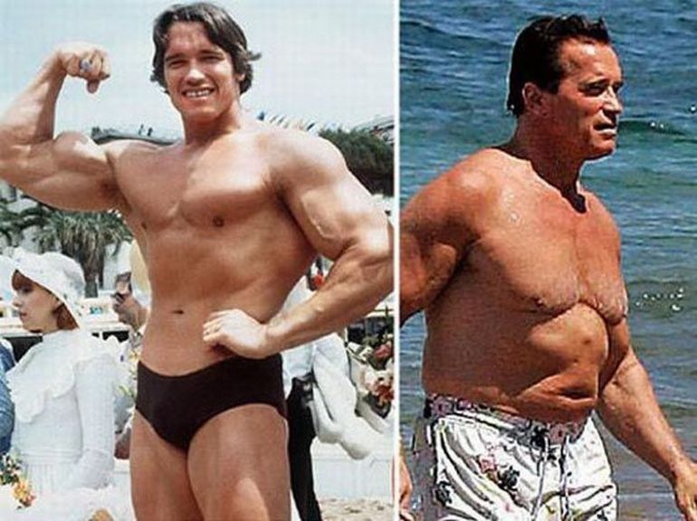 Arnold Schwarzenegger Born: July 30, 1947