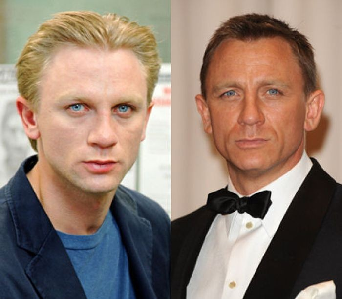 Daniel Craig Born: March 2, 1968