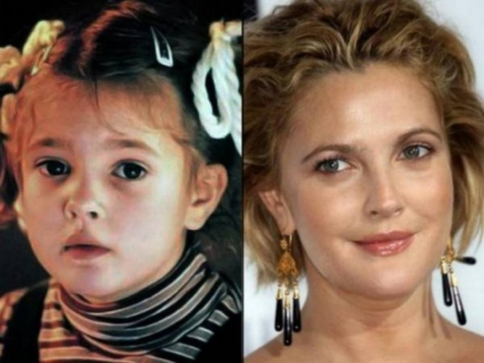 Drew Barrymore Born: February 22, 1975
