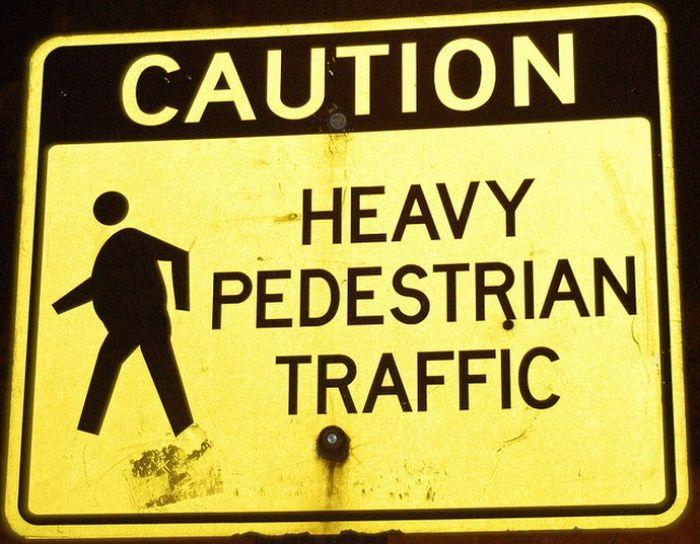 heavy-pedestrian