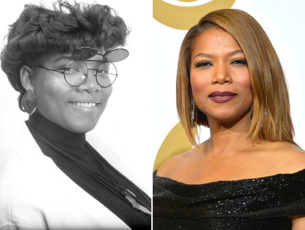 Queen Latifah Born: March 18, 1970